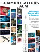 CACM Cover August 2008
