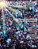 CACM Cover December 2011