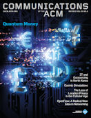 CACM Cover Aug 2012