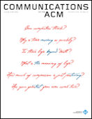 CACM Cover December 2012