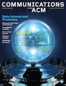 CACM Cover December 2013